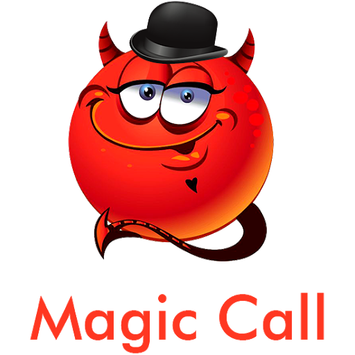 Magic Call App - https://play.google.com/store/apps/details?id=com.bng.magiccall&hl=en